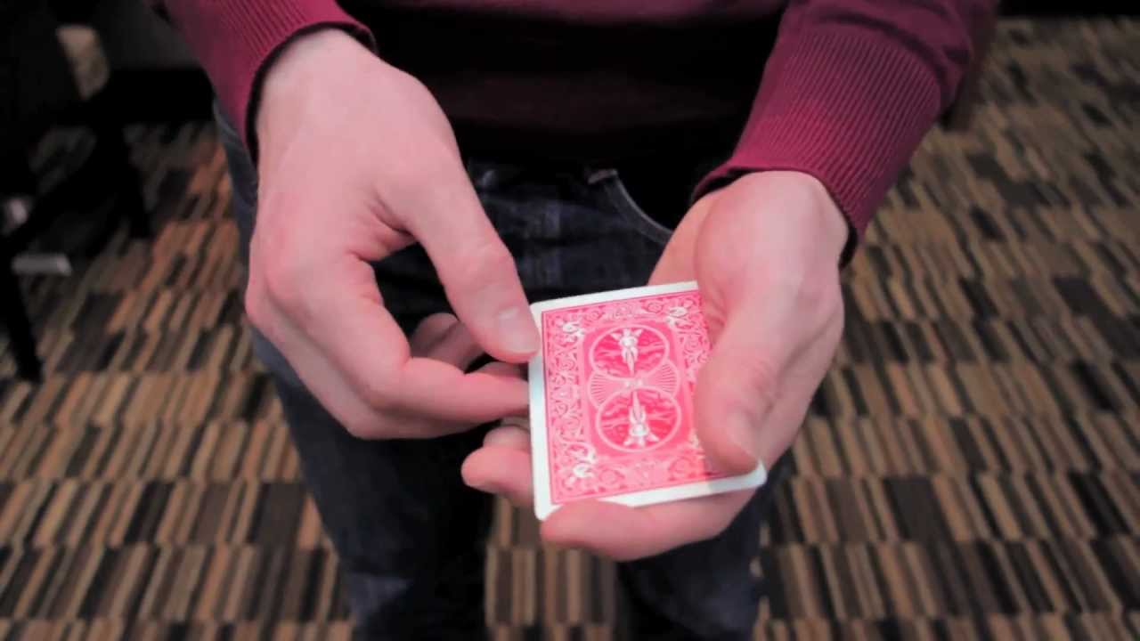 World's Best Card Trick!