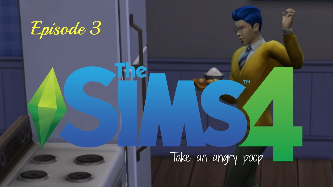 sims 4 how to make your sim angry