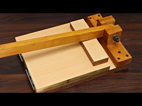 Make A Perfect Round Roti Maker Machine || DIY Wooden Roti Machine