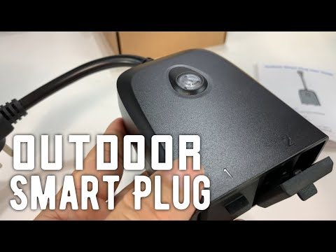 Outdoor Dual Outlet Smart Plug by VSTM Review