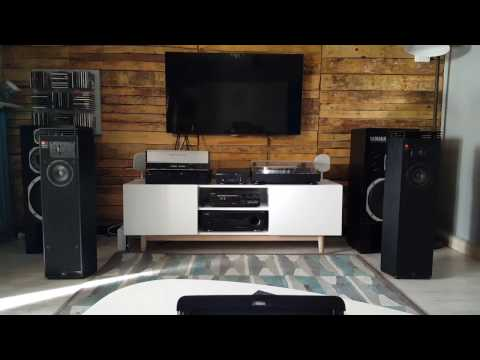 JBL HP 420 + Crown D150A + Harman Kardon citation 21 + Musical Fidelity M1DAC