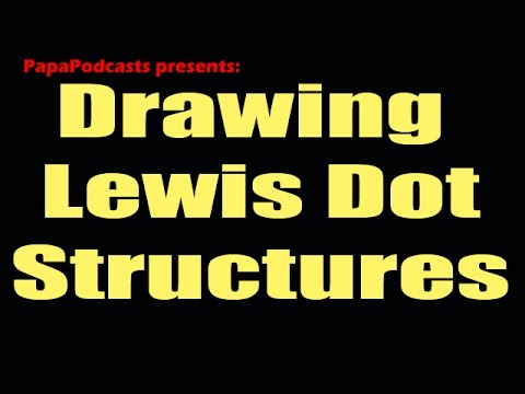 Lewis Dot Structures Of Ionic And Covalent Compounds