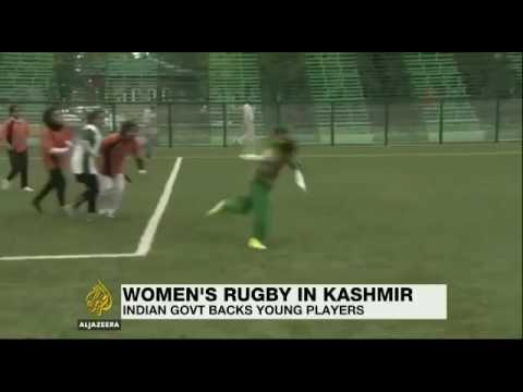 Women's Rugby in Kashmir (J&K State Sports Council)