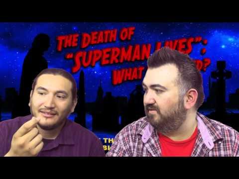"Movie Menu Spotlight The Death of ""Superman Lives""; What Happened?"