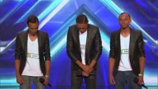 AKNU - Valerie (The X-Factor USA 2013) [Audition]