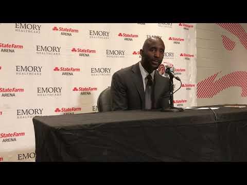 Atlanta Hawks Coach Lloyd Pierce Postgame Interview — 3/10/19