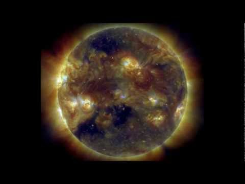 Earth-directed Coronal Hole (CH558) | March 04, 2013