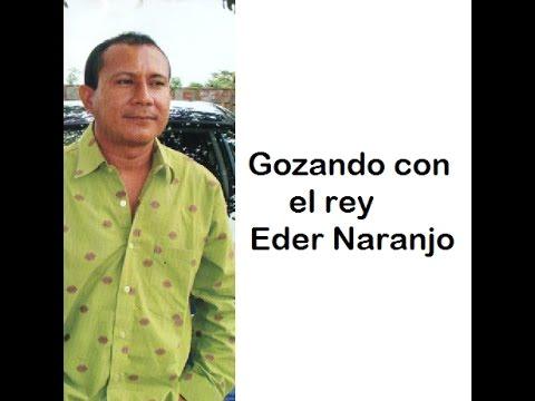 EDER NARANJO Y DAVID VARGAS-GOZANDO CON EL REY-