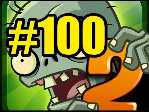 Смотреть растения против зомби 2 Прохождение #100