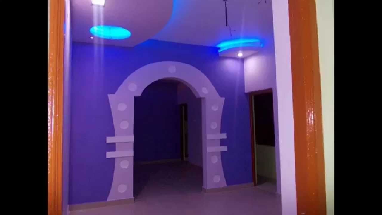 Crazy lights led lighting on ceiling pop design and led strip