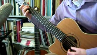 No Freedom - Dido (Fingerstyle cover)