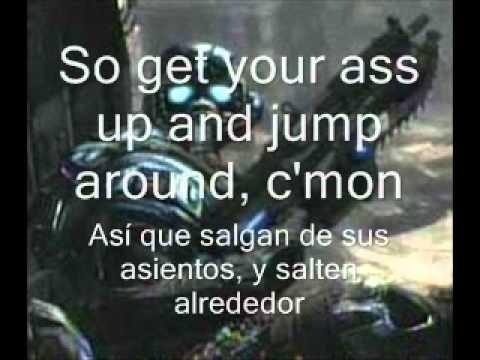 Limp Bizkit-Jump Around Lyrics Y Traducción