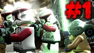EPIC OPENING | LEGO Star Wars III: The Clone Wars - Episode 1