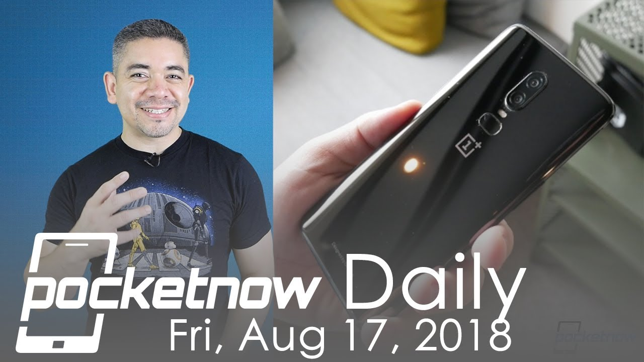3fe063a22a51ef OnePlus 6T on T-Mobile, Google Pixel 3 XL insane notch & more - Pocketnow  Daily