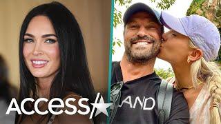 Megan Fox 'Grateful' For Ex Brian Austin Green's Girlfriend Sharna