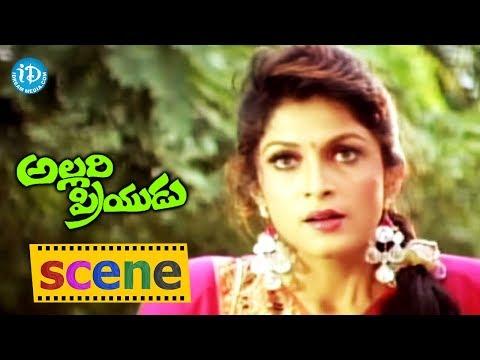 Allari Priyudu Movie Scenes - Ramya Krishna Comedy Fight With Rajasekhar And His Friends
