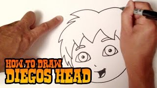 How to Draw Diego