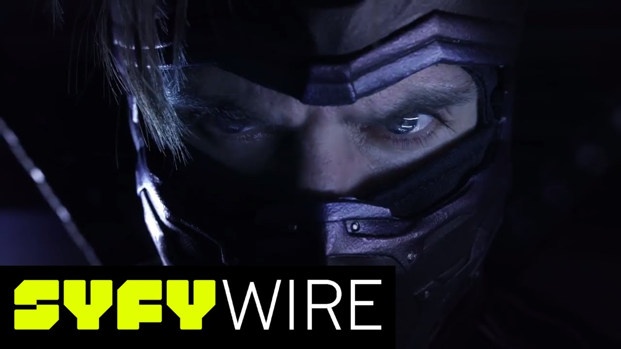 Download Ninjak vs. The Valiant Universe Exclusive Clip with Chantelle Barry | SYFY WIRE