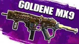 Goldene MX9 in BO4   Road to Dark Matter #1   Call of Duty Black Ops 4