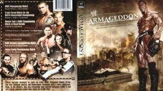 WWE Armageddon 2007 Theme Song Full+HD