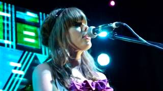 "Lenka - ""Don't Let Me Fall"" - Live In Moscow 02.09.2013"
