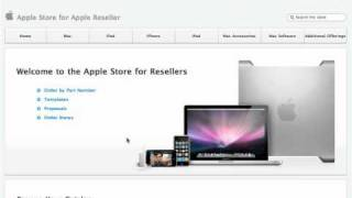 Gambar cover Apple Store for Resellers