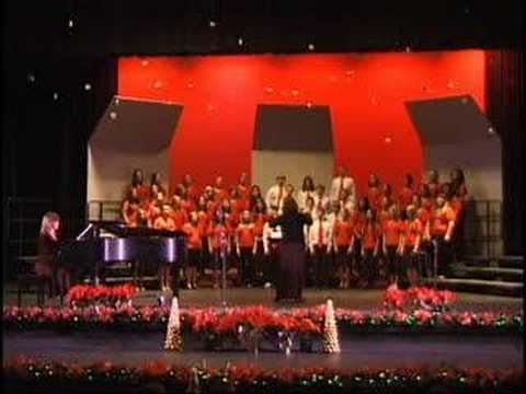 """Rhythm of Life"" Hazelbrook Middle School Choir"