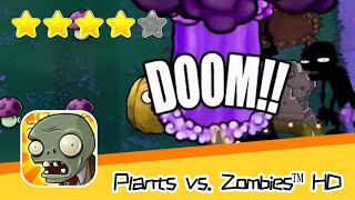 Plants vs  Zombies™ HD Adventure 2 Night 08 Walkthrough The zombies are coming! Recommend index five