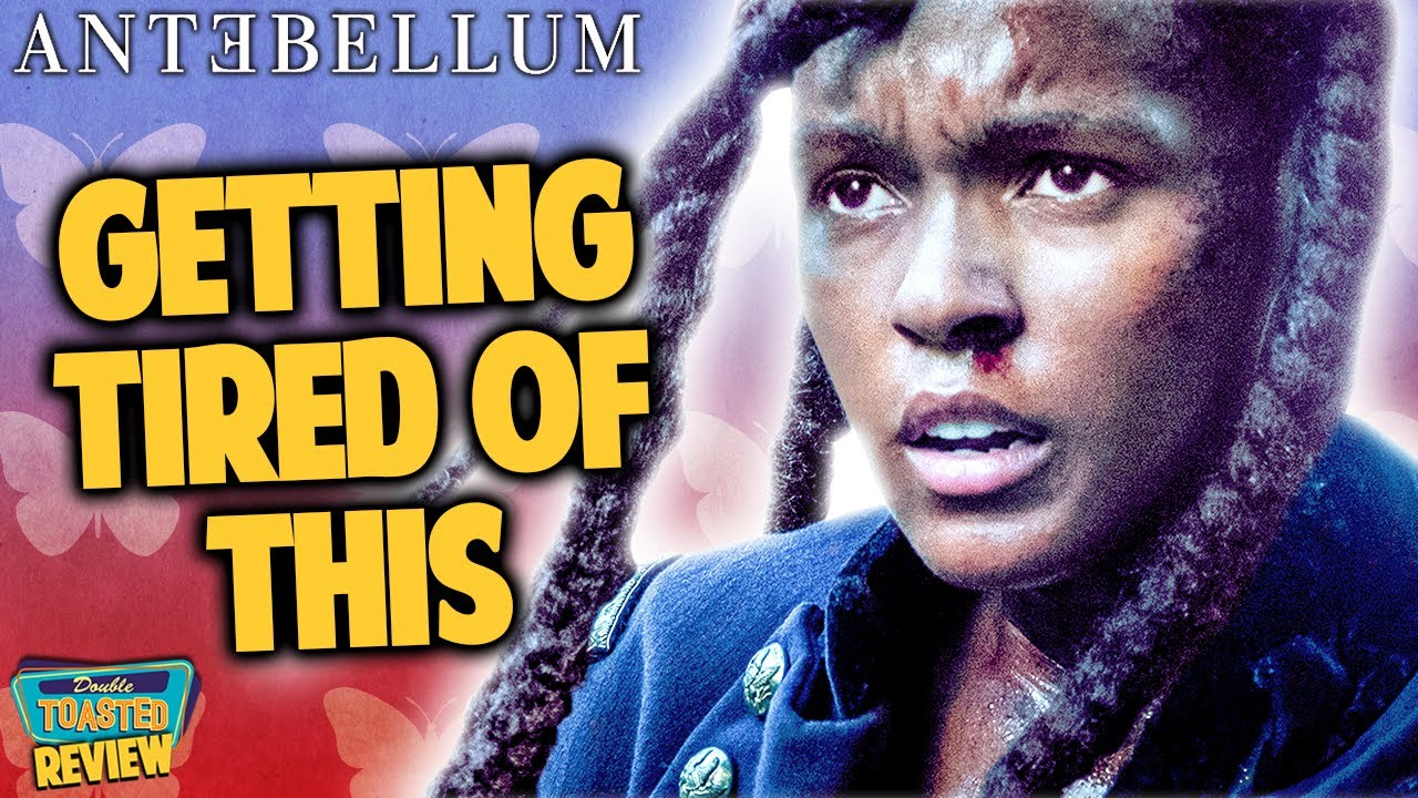 ANTEBELLUM MOVIE REVIEW 2020 | Double Toasted