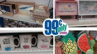 99 CENT ONLY STORE!!! COME WITH ME