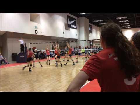 Abby Vulich 1st Alliance 2017 Libero