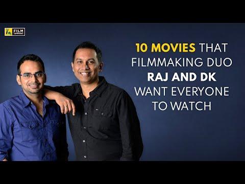10 Films That Filmmaking Duo Raj & DK Want Everyone To Watch | Film Companion