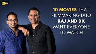 10 Films that filmmaking duo Raj & DK want everyone to watch | Film Companion