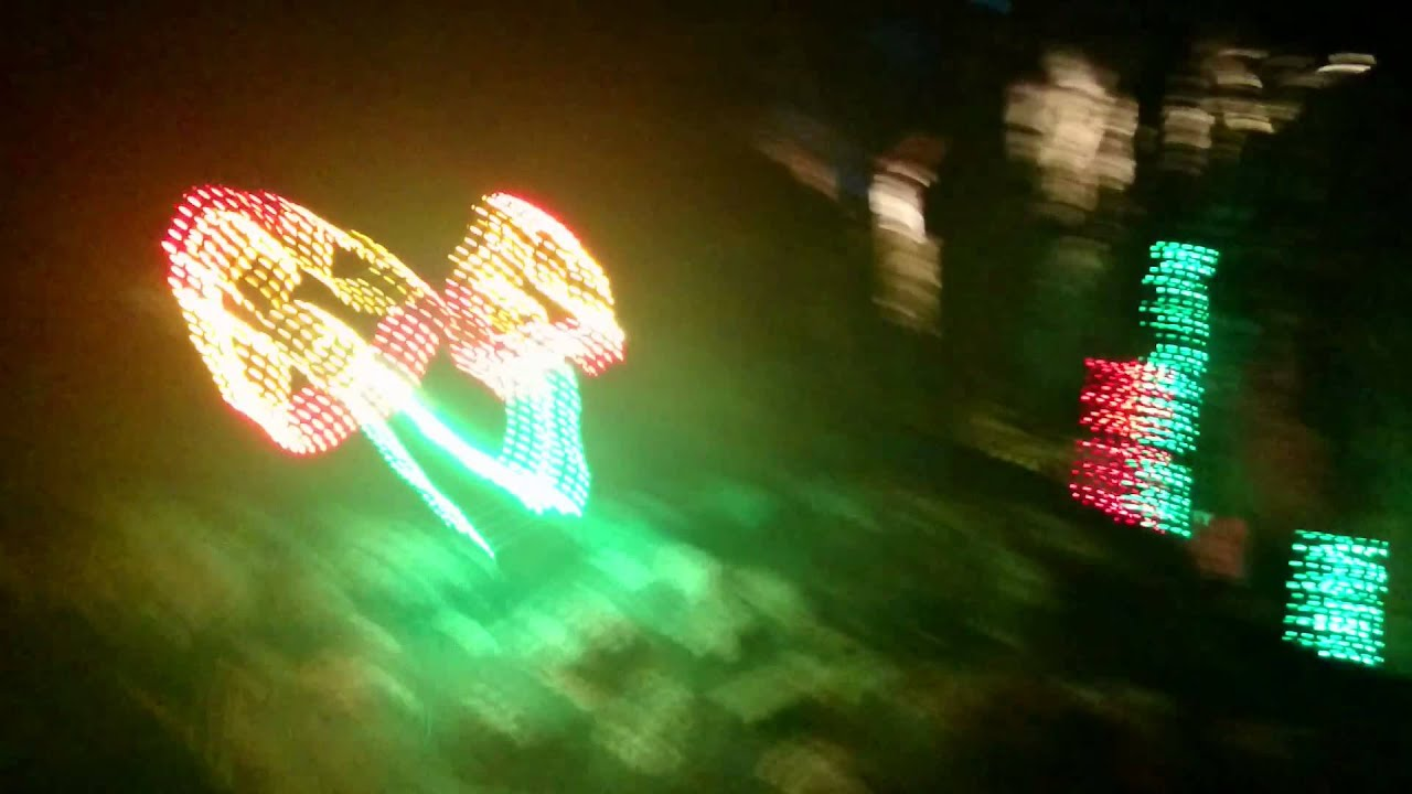 Rock city enchanted garden of lights for 2nd time youtube - Rock city enchanted garden of lights ...