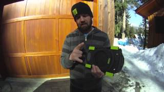 Now IPO Snowboard Bindings 2013