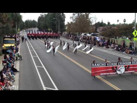 Rancho Verde HS - The Washington Post - 2016 Riverside King Band Review