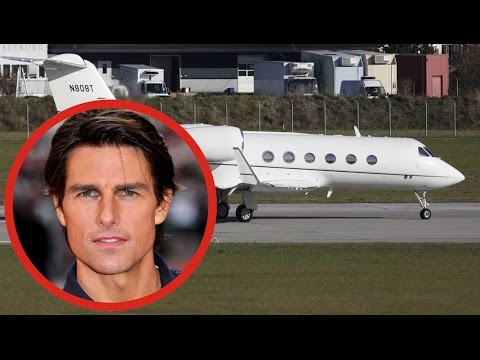 Top 10 Most Expensive Private Jets of Celebrities !