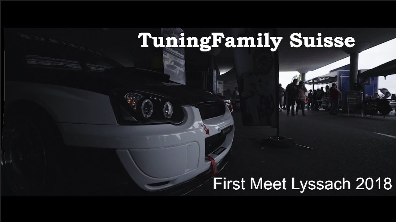 Download PF Photography - First Meet Lyssach 2018  Tuningfamily Suisse