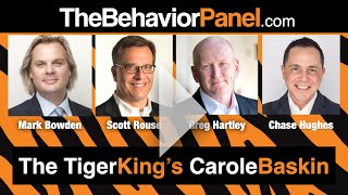 Body Language of Carole Baskin of The Tiger King