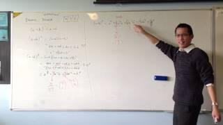 Basic Binomial Expansions