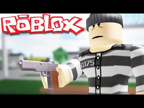 Roblox | Prison Life | Escaping With a Riot!