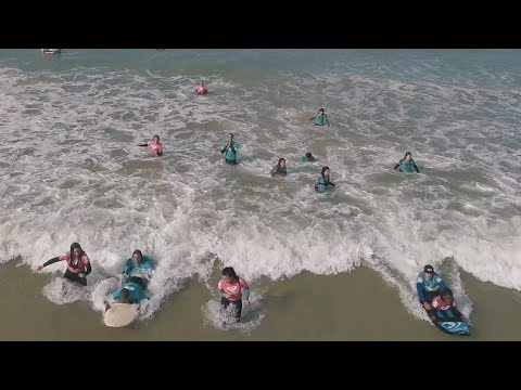 Adaptive Surfing South Africa || IXperience