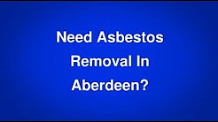 Asbestos Removal Aberdeen