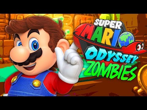 Super Mario: Zombie Odyssey (Call of Duty Zombies)