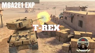 M6A2E1 EXP WORLD OF TANKS BLITZ