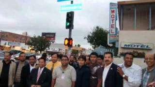 Proud of Little Bangladesh at Los Angeles