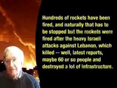 Lebanon Israel Facts the Media Isn't Telling You