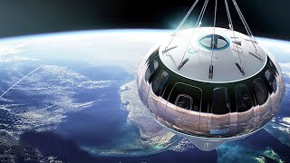 This company wants to take you to space in a balloon