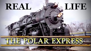 The Real Polar Express - I
