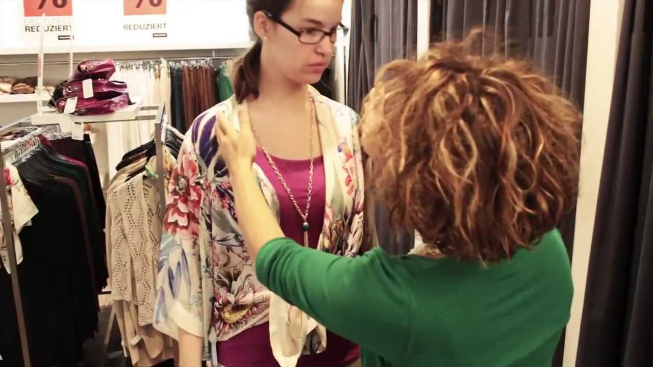 Style Coaching Und Personal Shopping Mit My Fashion Scout Nil Fer Olesch Youtube